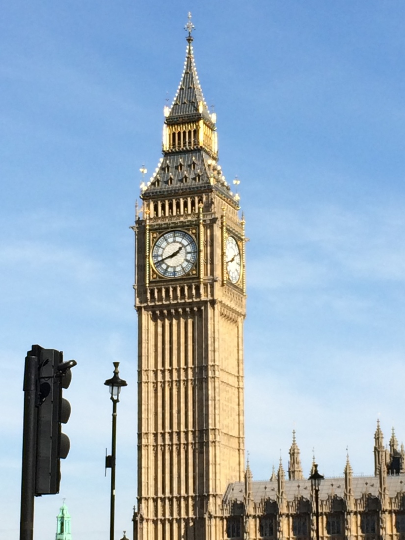 Big Ben is the bell.  The tower is now named after Queen Elizabeth.