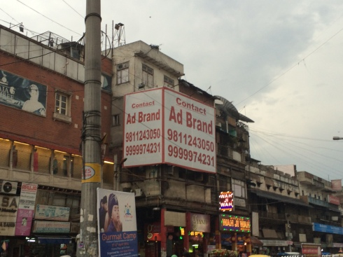 Wanna advertise in Delhi? Here's how.