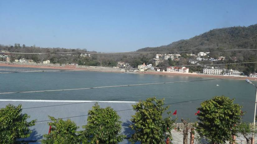 view of Rishikesh 2