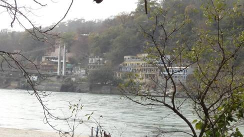 view of Rishikesh