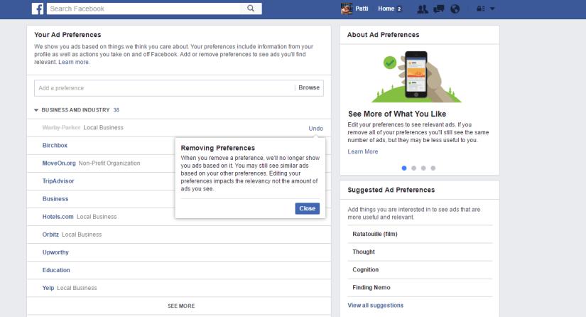 Facebook ads 4